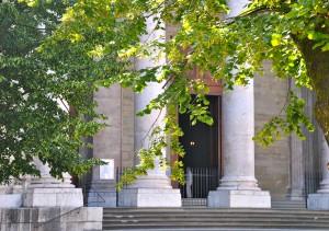 Cathédral St. Pierre Pillars